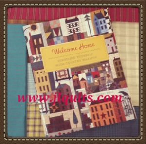 libro country de casitas welcome home